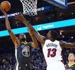 NBA : Golden State calme le Heat