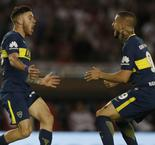 River Plate 1 Boca Juniors 2: Nandez inflicts painful defeat as two see red