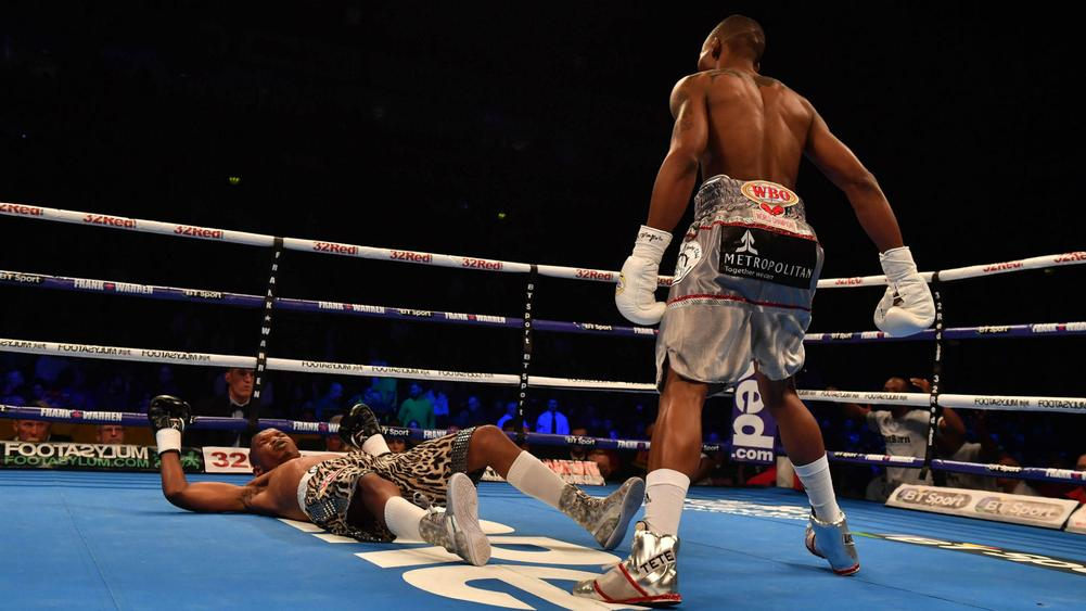 Zolani Tete With Brutal Knockout of Gonya in 11 Seconds!