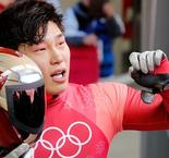 Skeleton: le Sud-Coréen Yun champion olympique