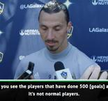 Only I can score like that: Ibrahimovic