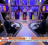 The Locker Room: CONCACAF Champions League And FA Cup Action