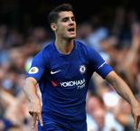 Fabregas and Morata steer champions to accomplished win