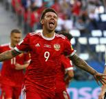 Russia v Portugal: Fedor Smolov Plays Down Hero Status
