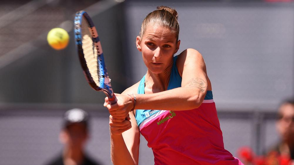Karoline Pliskova dethrones Simona Halep with a flawless win — WTA Madrid