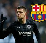 Report: Barcelona Reach Deal with Frankfurt for Jovic