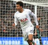 Alli not surprised by Tottenham's win over Real Madrid