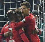 Coman heads Bayern into quarter-final