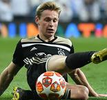 De Jong Doesn't Think Ajax Are UCL Favorites, But Aiming For Dream Farewell Before Barca Move