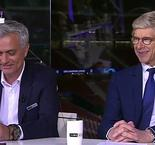 Mourinho and Wenger play coy on futures