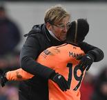Klopp delighted with Mane renewal