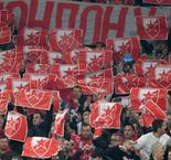 Red Star fans banned from PSG, Liverpool games