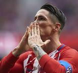 Atletico Madrid 2 Eibar 2: Torres bows out with a double