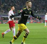 Reus on target to extend Dortmund's unbeaten run