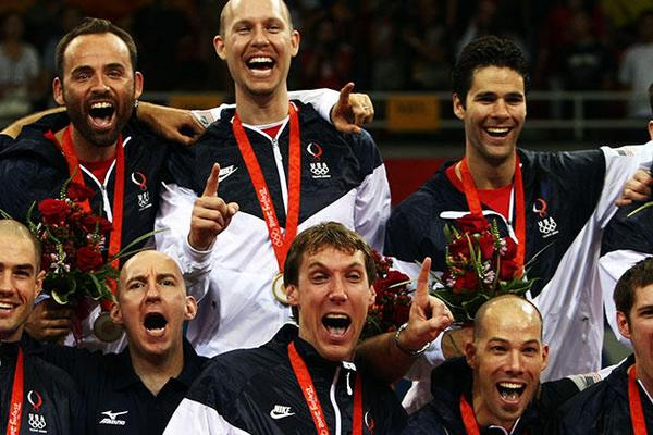 Olympic Volleyball: United States (3 titles)
