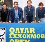 Draw made for 2018 Qatar ExxonMobil Open