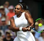 Serena says Tiger feat is driving her towards Wimbledon glory