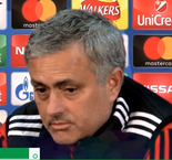 Mourinho - Man United AREN'T one of Europe's top teams