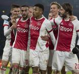 Ajax 3 PSV 0: Eredivisie title race gets new lease of life