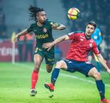 Monaco edge away from relegation with Vinicius winner at Lille