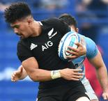 All Blacks relieved after fending off powerful Argentina in Rugby Championship opener