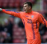 Real Madrid Sign Teenage Goalkeeper Andriy Lunin