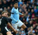 Mahrez incredible in training - Guardiola takes blame for star's exile