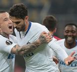 Nerazzurri cruise into Europa League last 16