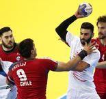 HANDBALL WC 2017:CHILE 35-30 BAHRAIN