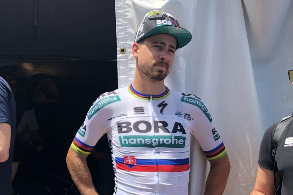 Tour de Californie: Sagan devancé au sprint