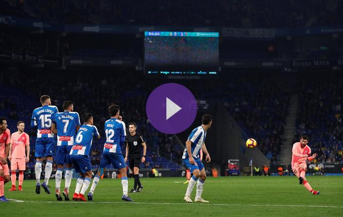 Getafe Real Valladolid Live Score Video Stream And H2h: Espanyol 0 Barcelona 4 -Match Report