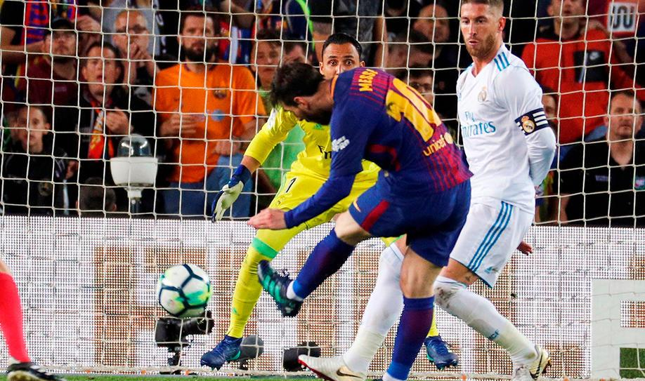 Barcelona 2-2 Real Madrid