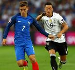 Germany faces France, England meets Spain