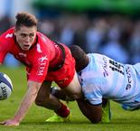 Toulon suspend O'Connor following arrest