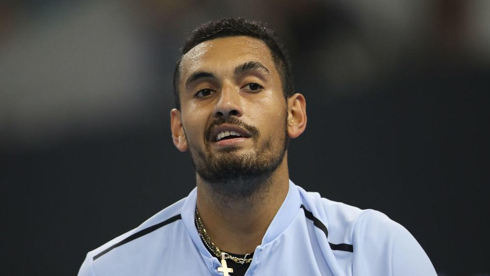 Nick Kyrgios fined for Shanghai Masters walk-off against Steve Johnson