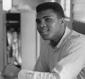 foreman muslim Muhammad ali and the women who loved him during his four marriages  coerced her into adopting muslim dress and  promoted the rumble in the jungle fight in zaire versus george foreman.