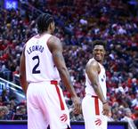 Lowry Hails Leonard After Game 2 Performance