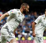 Benzema Scores Real Madrid Equalizer Against Eibar