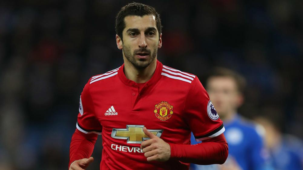 Inter Milan in talks to sign Mkhitaryan from Manchester United