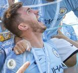 City parade historic treble in Manchester