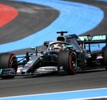 Hamilton en pole position du Grand Prix de France
