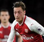 Talks between Ozil and Arsenal 'moving in positive direction'