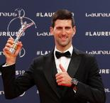 Djokovic Wins Sportman of the Year Laureus Award