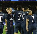 Paris Saint-Germain edges closer to round of 16