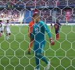 Caen vs. Lyon: Claudio Beauvue Draws And Converts Penalty To Put Caen Level