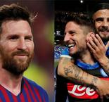 Barcelona To Face Napoli In First LaLiga-Serie A Cup