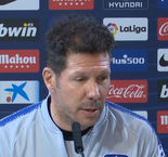 'I am confident in the club'- Simeone on staying at Atletico