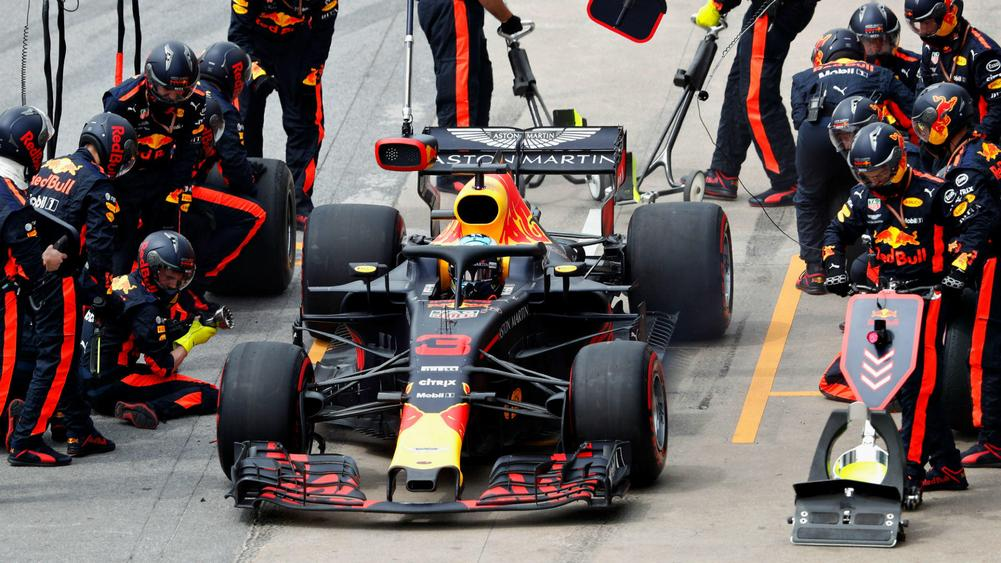 Red Bull F1 confirm Honda engine deal