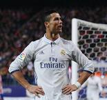 Atletico Madrid v Real Madrid: Cristiano Ronaldo, King of El Derbi