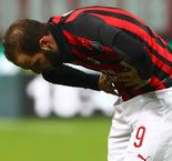 Higuain Told To Decide Future And Show Responsibility By AC Milan Sporting Director